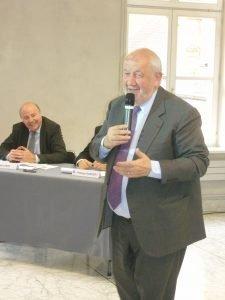 Alain Gest, Président de VNF, et André Rossinot © Asso SMR